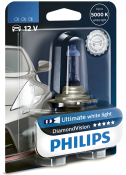 Автолампа Philips HB3 (9005) Diamond Vision