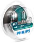 Автолампы Philips H7+130% X-Treme Vision