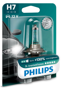 Автолампа Philips H7 X-Treme Vision